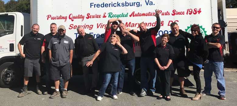 Find local automotive jobs in Fredericksburg VA